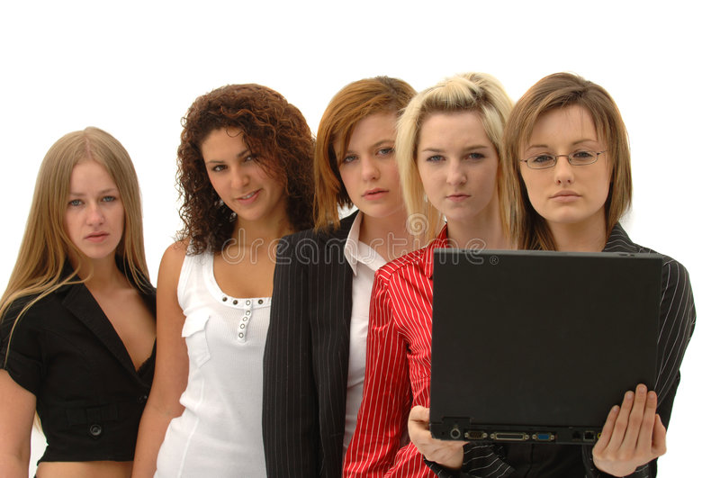 Download Group Marketing Team stock photo. Image of business, feminine - 2460854