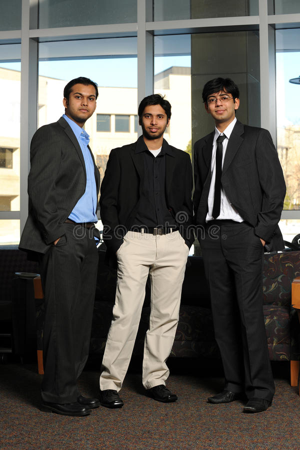 Free Group Of Businessmen Royalty Free Stock Image - 23222846