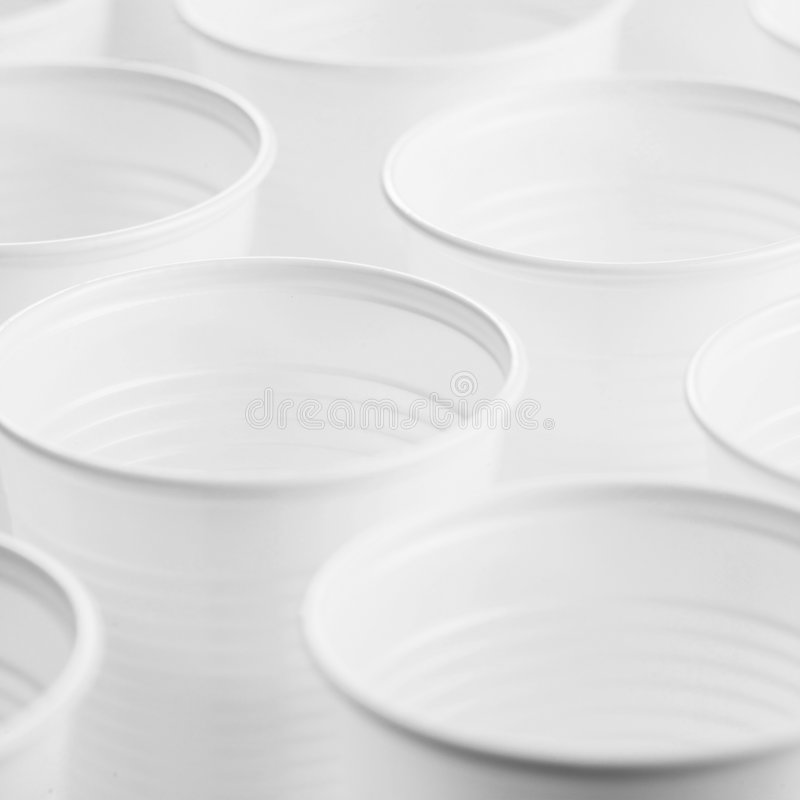 Free Group Of Plastic Cups Stock Photo - 5664100