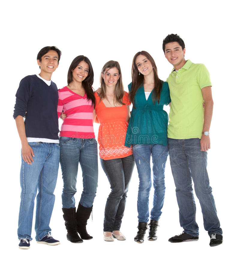 Download Group of people stock photo. Image of joyful, youth, group - 15519698