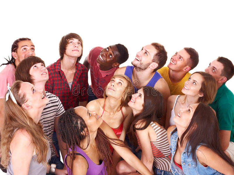 Download Group people stock image. Image of beauty, beautiful - 20752617