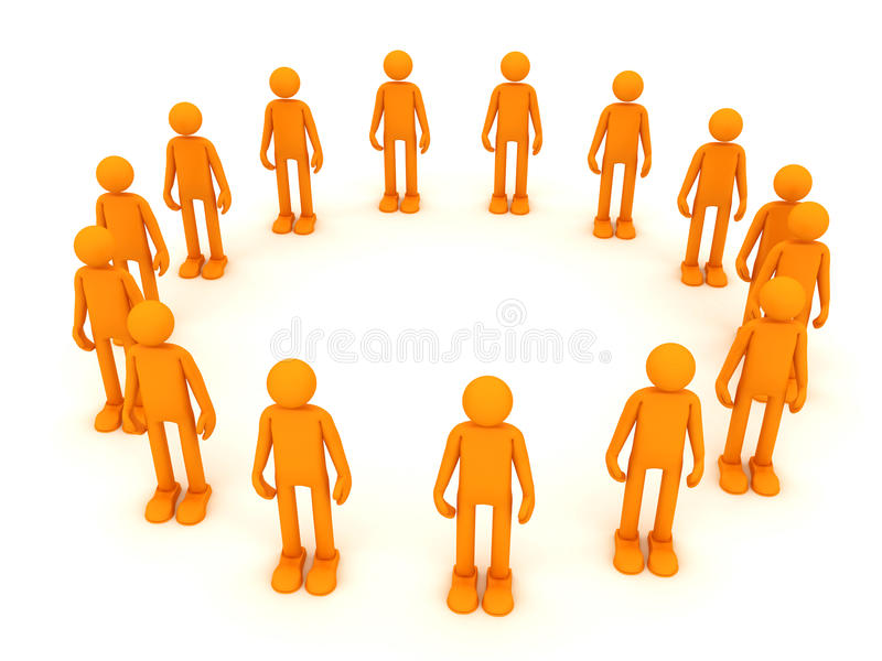 Download Group of people stock illustration. Image of connection - 20855133