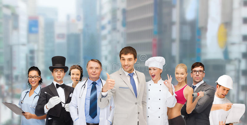 Group of people royalty free stock photos