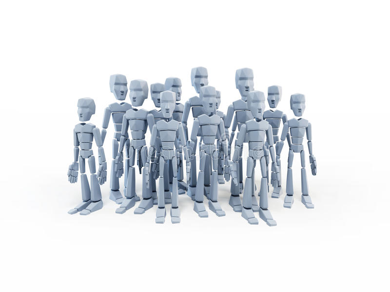 Download Group Of People Royalty Free Stock Photo - Image: 33211795