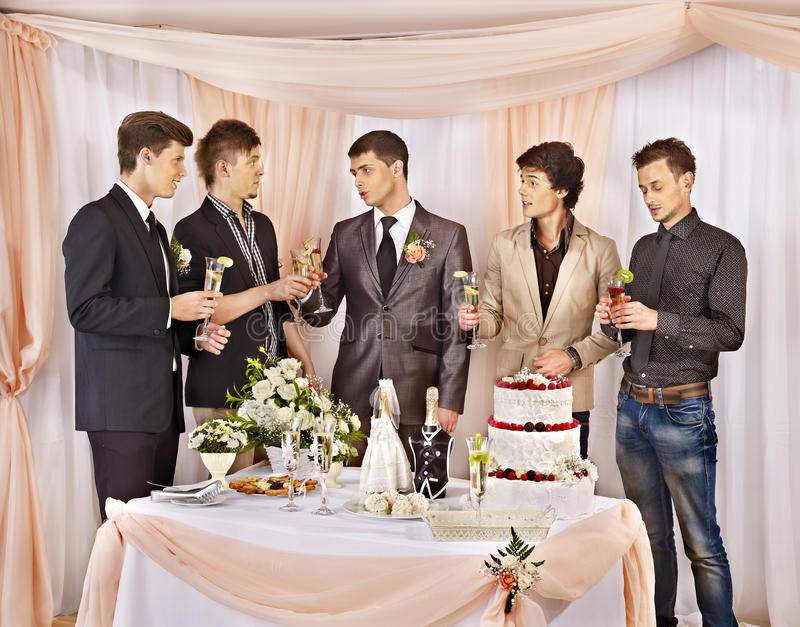 Download Group People At Stage Party . Stock Image - Image: 32199931