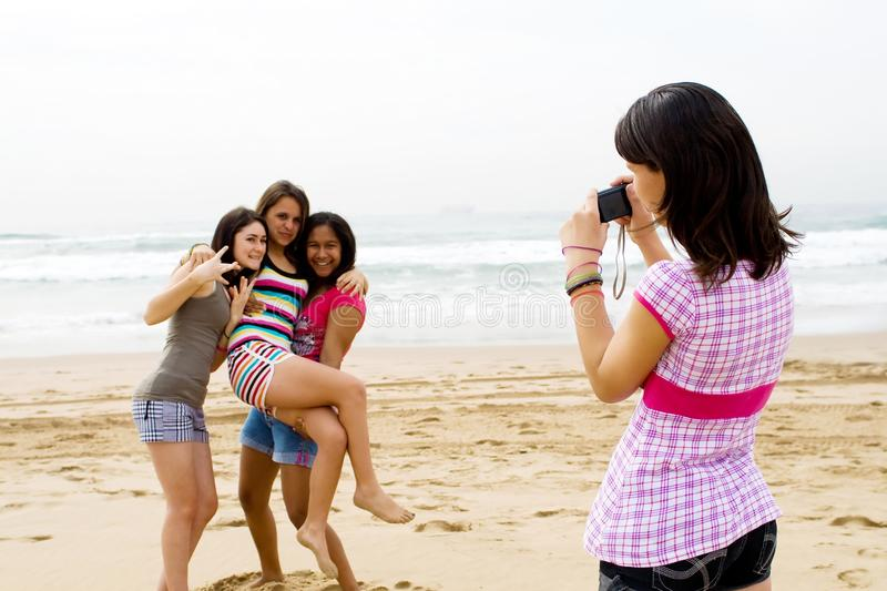 Group photo royalty free stock images
