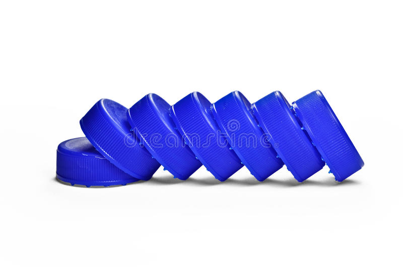 Download Group of plastic caps stock image. Image of environment - 13257705