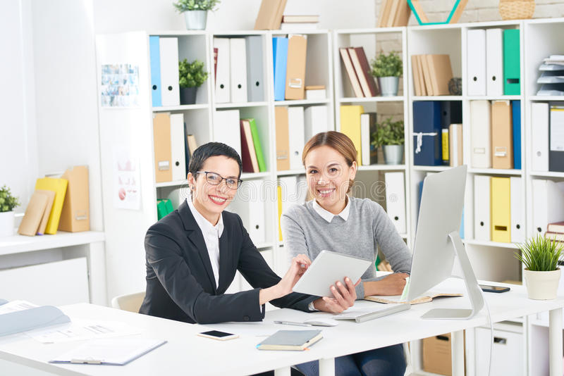 Productive Project Discussion stock images
