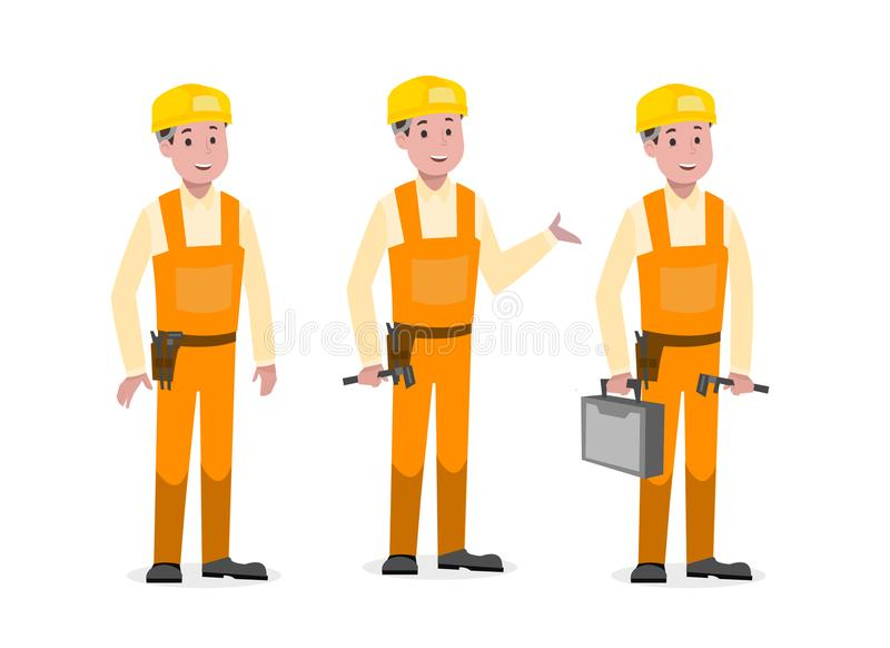 Group of professional worker stock photography