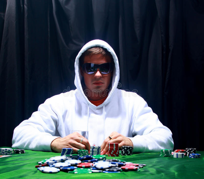 Group of sinister poker stock photos
