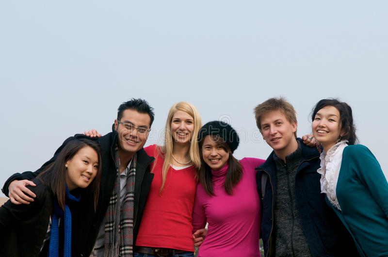 Download Group Of Students Royalty Free Stock Photography - Image: 12177337