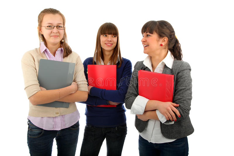 Download Group of students stock photo. Image of looking, cheerful - 13260484