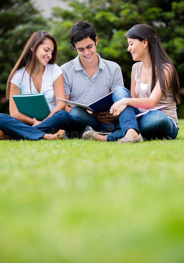 Download Group of students stock photo. Image of beautiful, students - 27838144