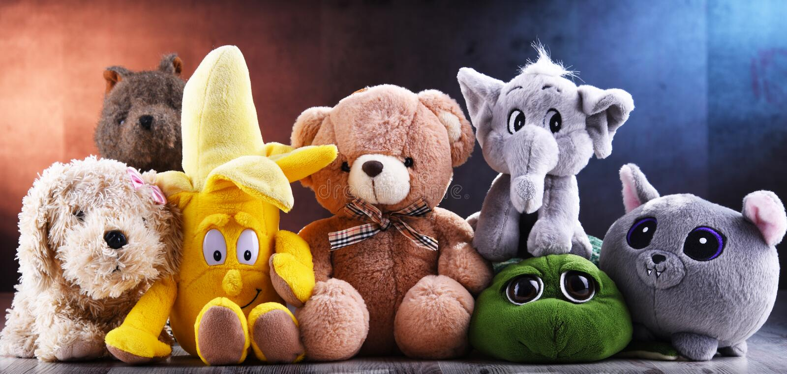 134 Group Cuddly Toys Photos Free Royalty Free Stock Photos From Dreamstime