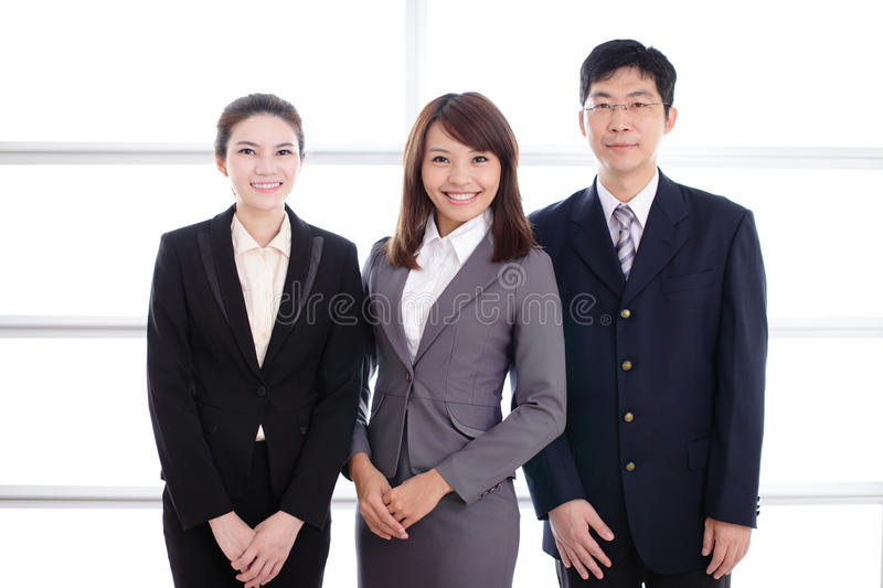 Group of success business people stock photos