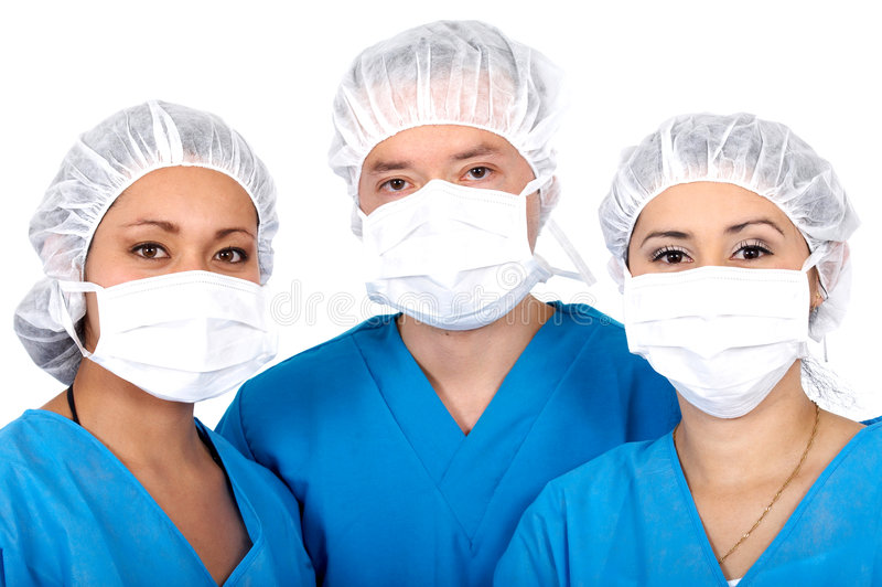 Download Group of surgeons stock image. Image of doctor, male, medical - 3170497