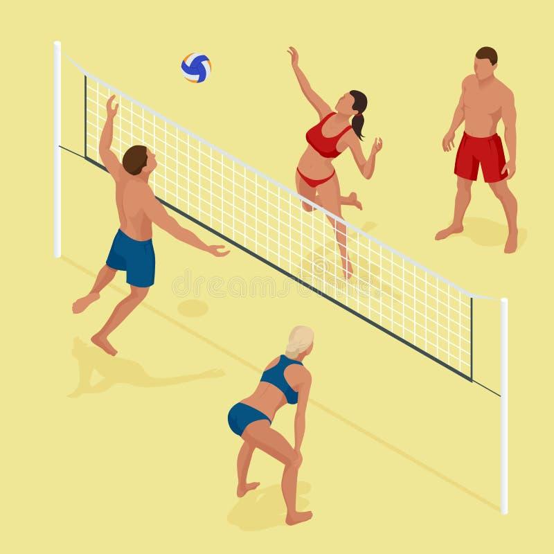 Sand Volley Ball Women-3816