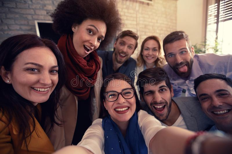 Group of young people having fun stock photos