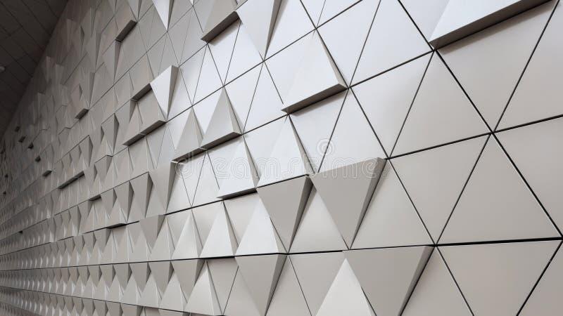 Groupe architectural abstrait images libres de droits