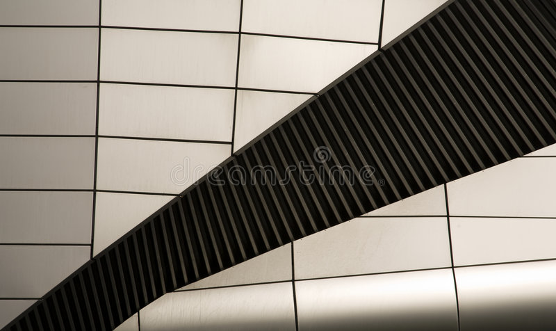 Groupe d'architecture photographie stock