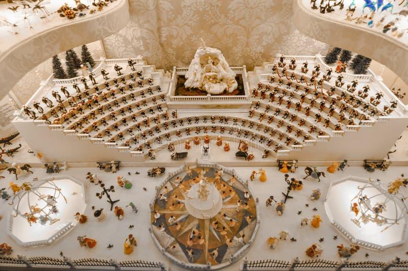 Groupe d'orchestre, Venise, Italie image libre de droits