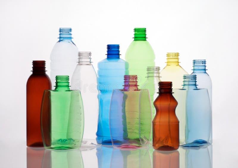 Groupe de bouteilles photos libres de droits