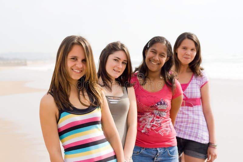 Groupe de filles photos stock