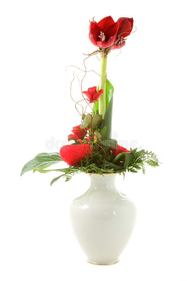 Groupe de fleurs. image stock