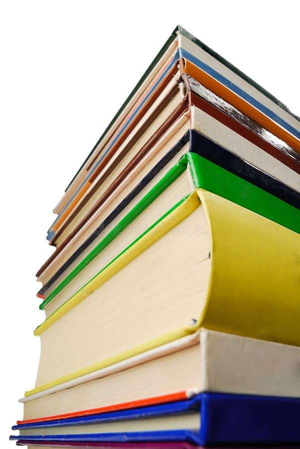 groupe de livres images libres de droits