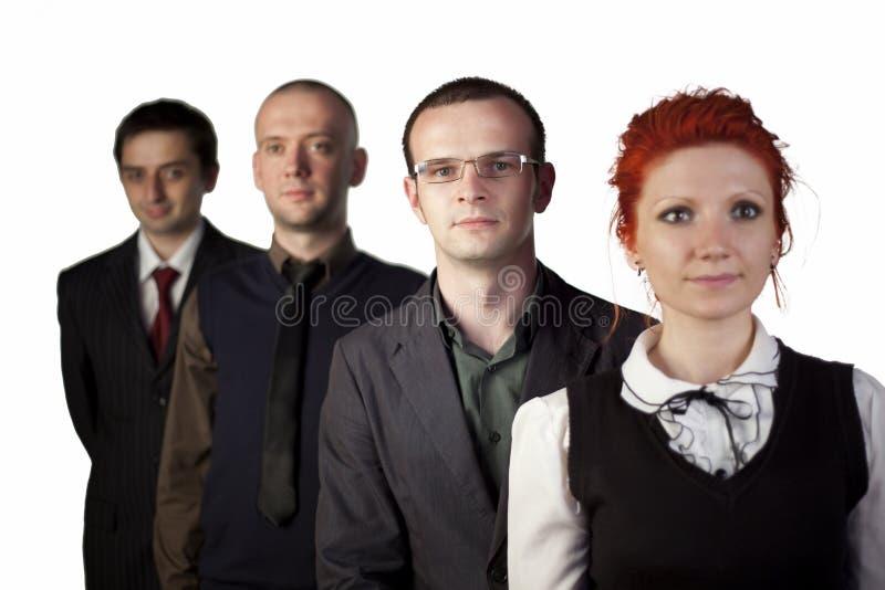 Groupe de personnes photographie stock