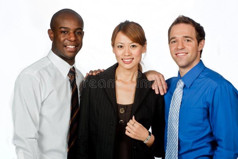 Groupe de professionnels image stock