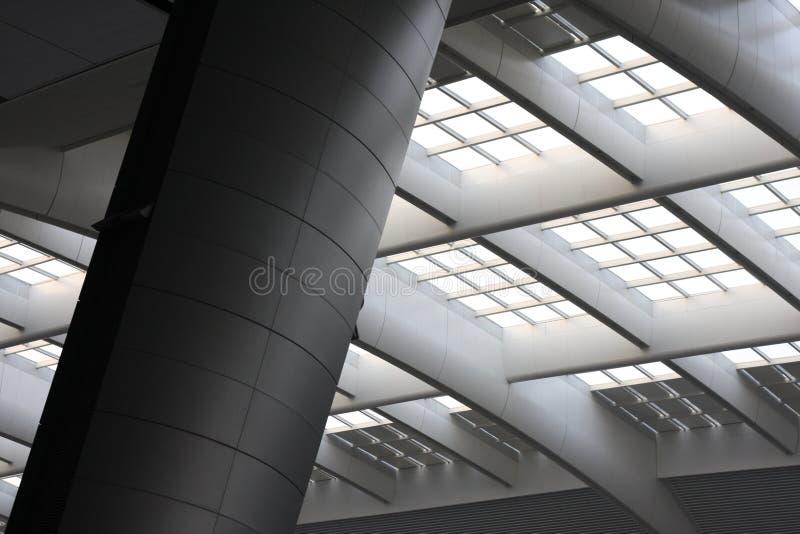 Groupe Pékin d'architecture photo stock