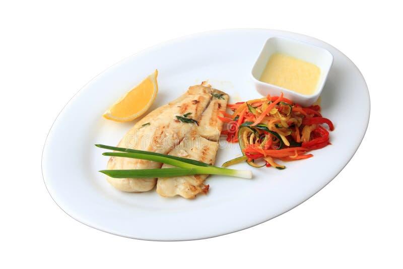 grouper καυτή σάλτσα στοκ φωτογραφία με δικαίωμα ελεύθερης χρήσης
