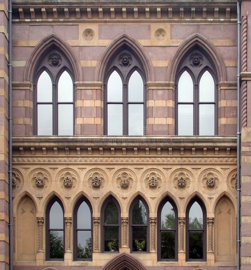 Groupes architecturaux photo libre de droits