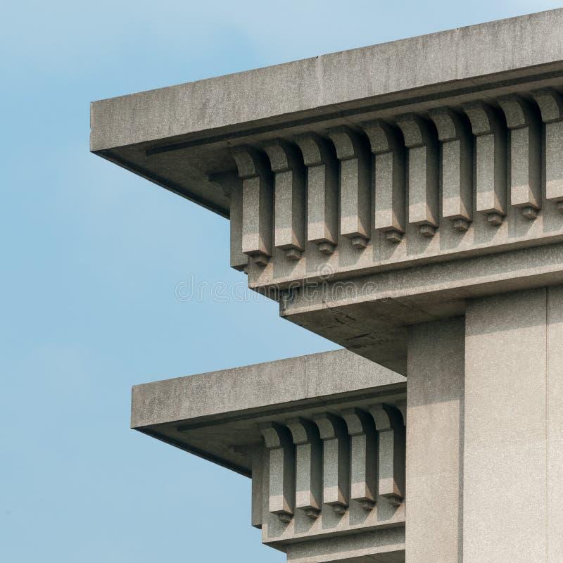 Groupes d'architecture photos libres de droits