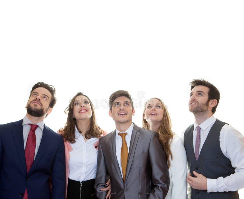 Groupof ludzie biznesu zdjęcia stock