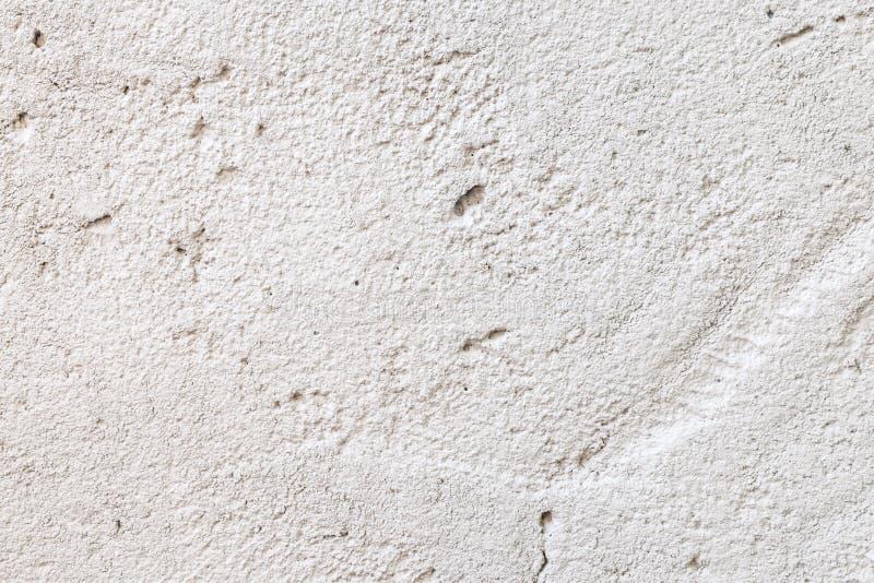 Grov betongvägg för Grunge med skrapat, texturbakgrund arkivbilder