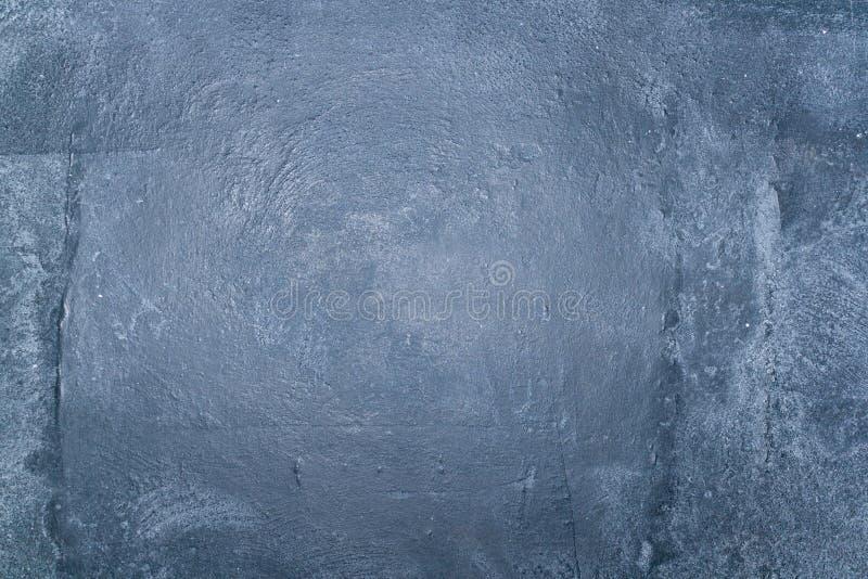 Grov grå betongvägg för textur arkivbilder