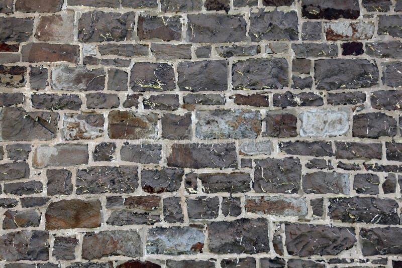 Grov stenvägg arkivfoton