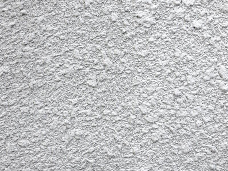 Grov textur av grå konkret bakgrund Detalj av grungecementyttersida arkivbilder