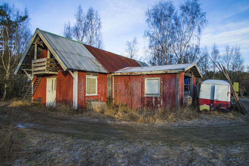 Download By A Grove At Hov In Halden Stock Image - Image: 27977783