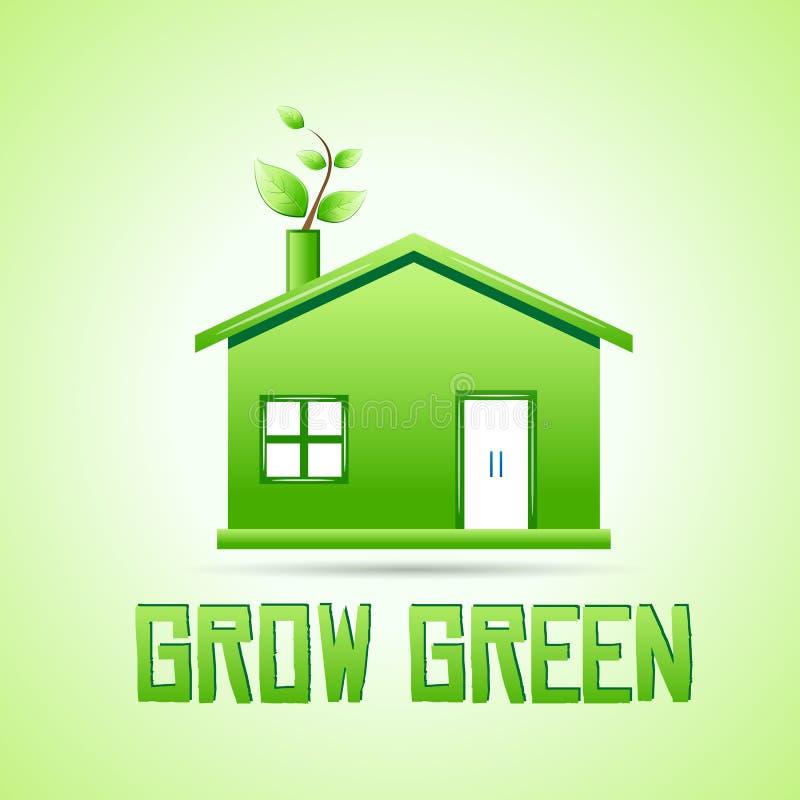 Grow Green Royalty Free Stock Photo