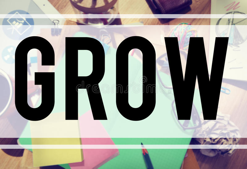 Download Grow Growth Development Improvement Increase Concept Stock Photo - Image: 69202370