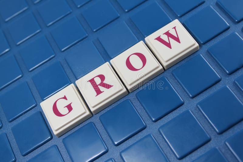 Download Grow Your Business Royalty Free Stock Images - Image: 16552409