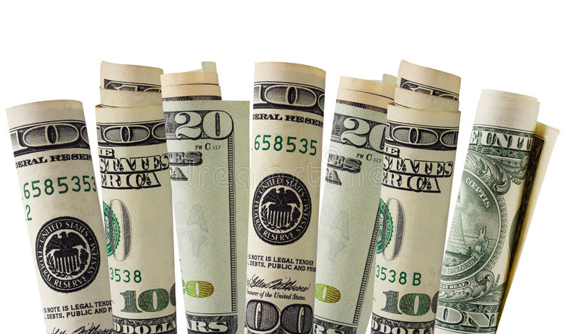 Grow your Money royalty free stock photos