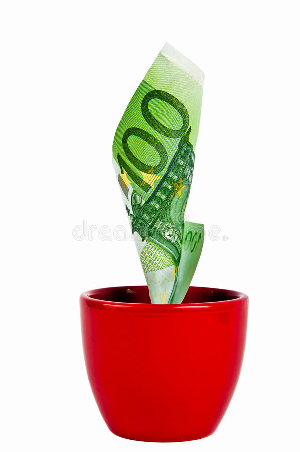 Download Growing Money Royalty Free Stock Photos - Image: 21960798