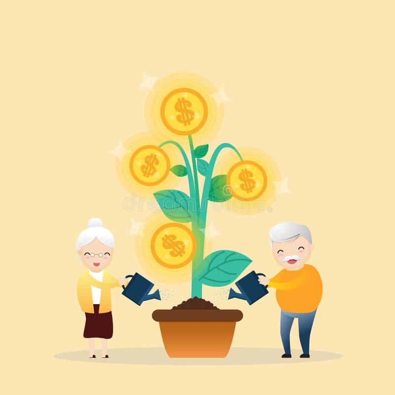 Free Growing Money Tree Royalty Free Stock Image - 158670776