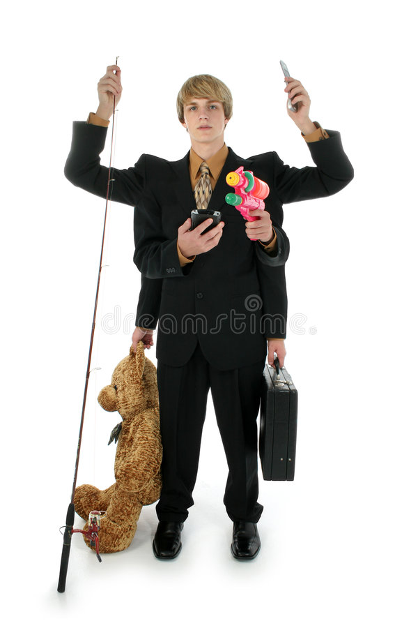 Growing Up stock images