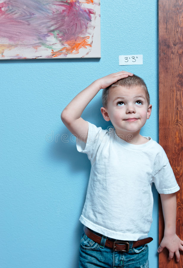 Growing Up royalty free stock images