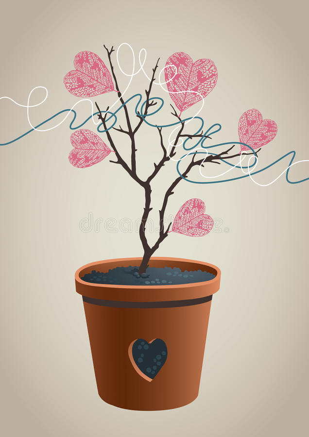 Grown With Love Royalty Free Stock Photos